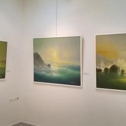 Ολοκληρώθηκε με επιτυχία η έκθεση του Α΄ μέρους του υλικού της Δημοτικής Συλλογής Έργων Τέχνης Ελευσίνας