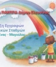Οδηγίες για τις ηλεκτρονικές εγγραφές στους παιδικούς σταθμούς.