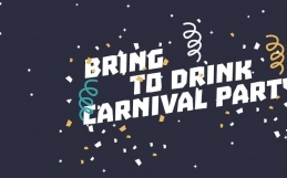 Παρασκευή 04/03/2016 στις 21:00 Bring to Drink Carnival Party