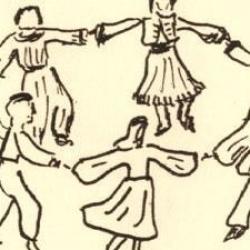 Επανεγγραφές – εγγραφές για τα τμήματα των παραδοσιακών χορών, Ελευσίνα – Μαγούλα για ενήλικες, παιδιά & εφήβους!!!
