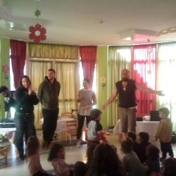 Πασχαλινές δράσεις παιδικών σταθμών Ελευσίνας