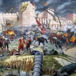 """29 Μαΐου 1453. """" Η Πόλις εάλω """" ."""