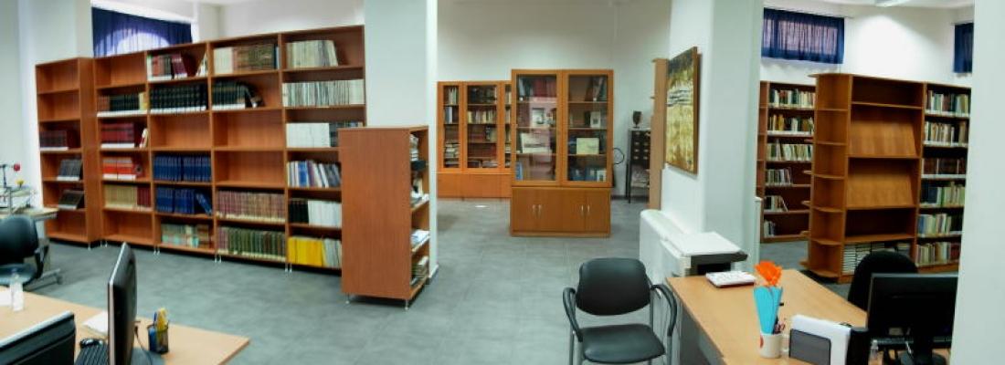 Νέεςπροσθήκεςλογοτεχνικώνβιβλίωνκοσμούνταράφιατης ΑισχυλείουΔημοτικήςΒιβλιοθήκης.