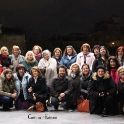 Ξενάγηση των μελών του Λαϊκού Πανεπιστημίου στο Μουσείο της Ακρόπολης