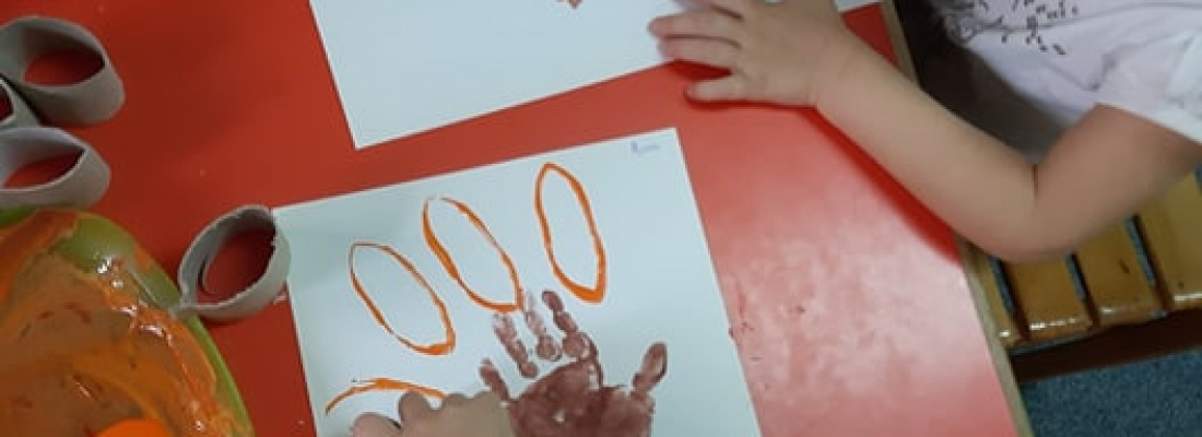 Βιωματικό σχέδιο δράσης από τον Α παιδικό σταθμό Ελευσίνας