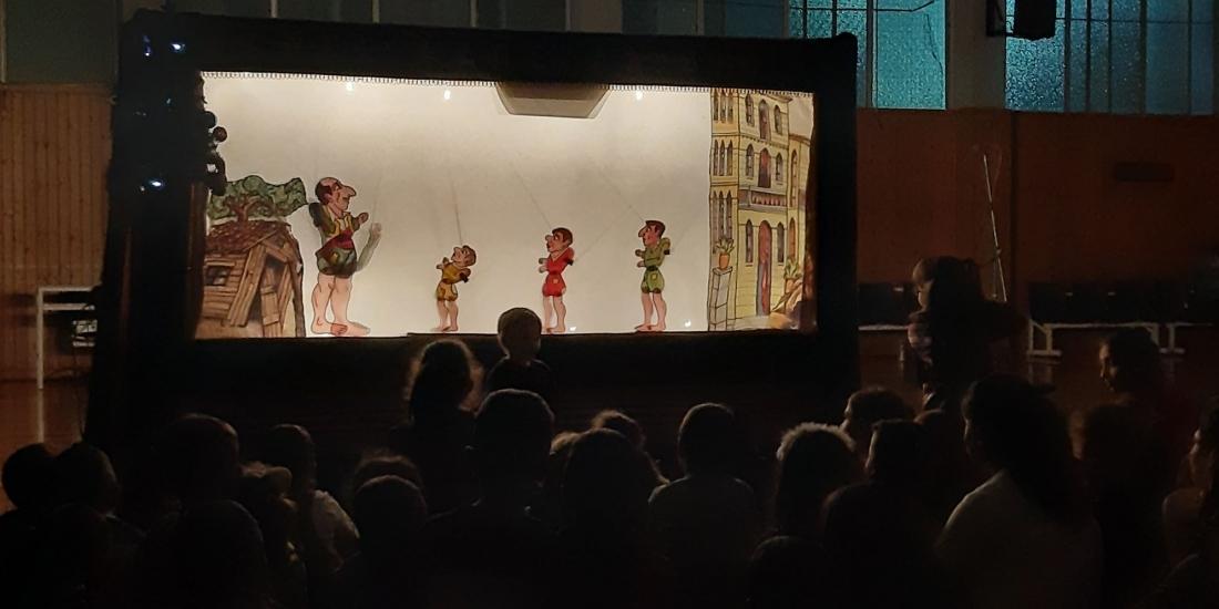 Γιορτή Εγγονών των Κ.Α.Π.Η. Ελευσίνας – Μαγούλας