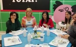 """Επίσκεψη των παιδαγωγών και του προσωπικού των παιδικών σταθμών του Ν.Π.Δ.Δ. Π.Α.Κ.Π.Π.Α. στο """"ΛΕΩΝΙΔΑΣ ΚΑΝΕΛΛΟΠΟΥΛΟΣ"""""""