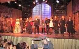Επίσκεψη των Κ.Α.Π.Η. Ελευσίνας – Μαγούλας στο θέατρο!!!