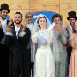 Θεατρική Σκηνή Ελευσίνας – Ο Γάμος του Λεπρέντη
