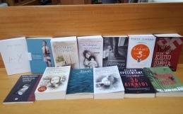 Νέα βιβλία στην Αισχύλειο Βιβλιοθήκη