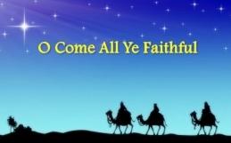 O come, all ye faithful – Χριστουγεννιάτικη μελωδία από τη Φιλαρμονική του NΠΔΔ ΠΑΚΠΠΑ Δ. Ελευσίνας