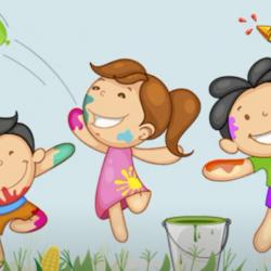 Παιδική Εφηβική Σκηνή του Ν.Π.Δ.Δ. Π.Α.Κ.Π.Π.Α. Δ. Ελευσίνας-Αφιέρωμα στην Παγκόσμια Ημέρα του Παιδιού
