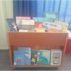 Αισχύλειος Δημοτική Βιβλιοθήκη –  βιβλία για ανάγνωση στον χώρο ή και δανεισμό, για παιδιά ηλικίας 6 έως 12 ετών
