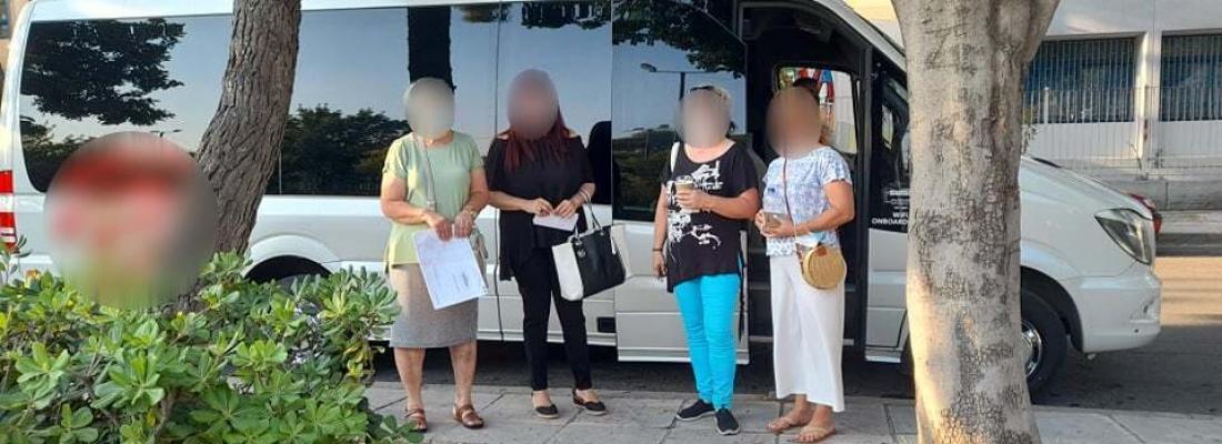 Ψηφιακή μαστογραφία σε γυναίκες  του  KEΠ Υγείας  Δήμου Ελευσίνας